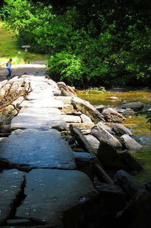 Tarr Steps, Exmoor, 9th August 2013