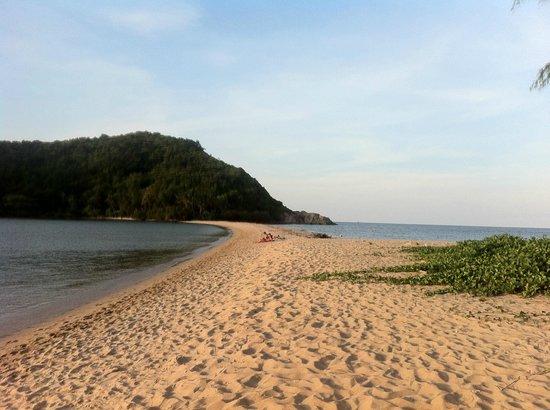 Mae Haad Beach: Mae Haad