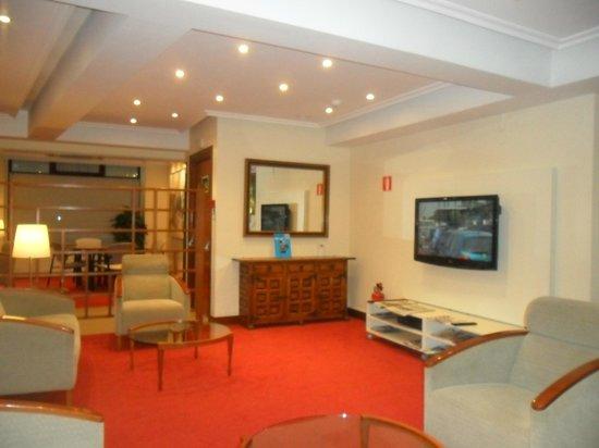 Parma Hotel : hol