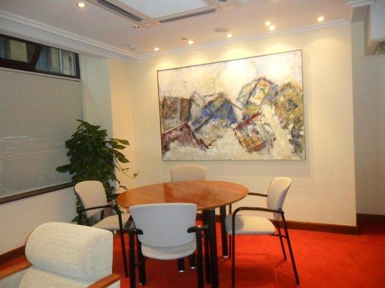Parma Hotel : Comedor