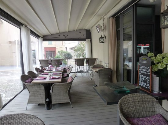 La Place Hotel Antibes : Restaurant