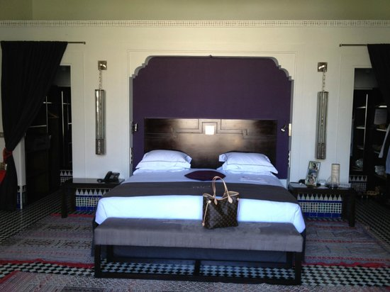 Palais Amani : well decorated & confortable