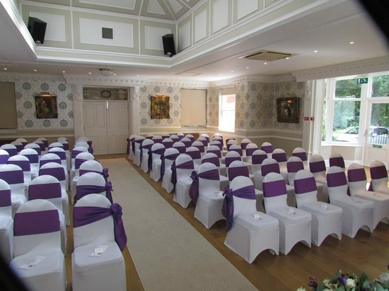 Langtree Suite Set For Civil Ceremony Picture Of Ashfield House