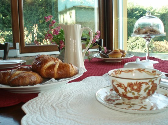 B&B Centoquattro: la giornata inizia bene con una buona colazione