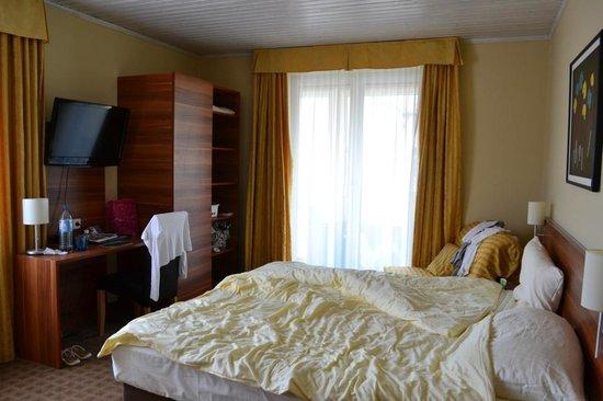 Hotel Astoria Salzburg: номер