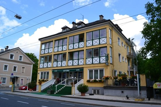 Hotel Astoria Salzburg: отель