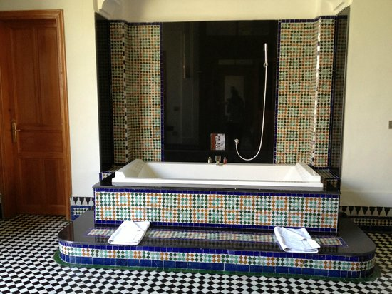 Palais Amani: very clean and romantic
