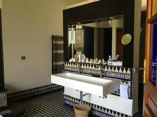 Palais Amani: amazing quality of natural products