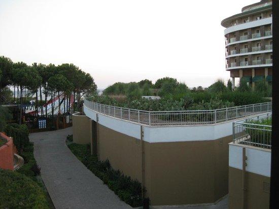 Voyage Belek Golf & Spa : vu de l'hotel