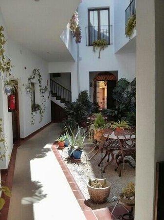 San Miguel: hall