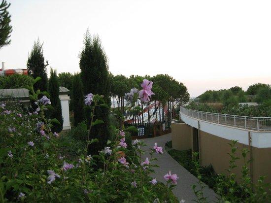 Voyage Belek Golf & Spa : vue de l'hotel
