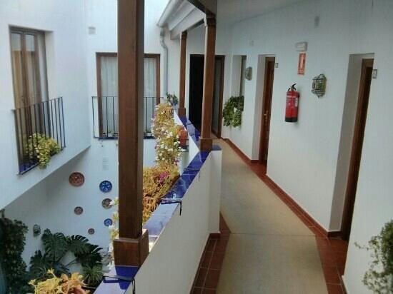 San Miguel: planta superior