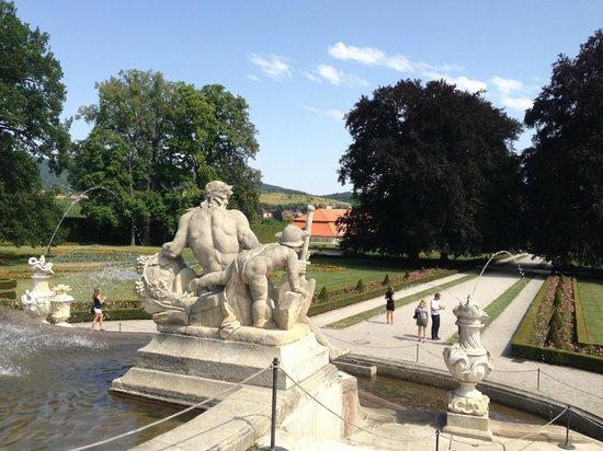 Kamil & Pavlina Prague Guide - Private Tours: Nice gardens