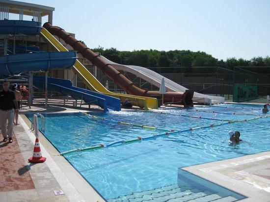 Voyage Belek Golf & Spa : piscine à côté de la piscine enfant