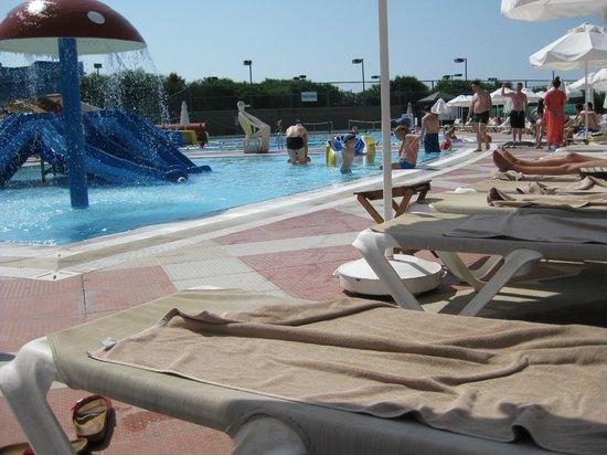 Voyage Belek Golf & Spa : piscine enfant