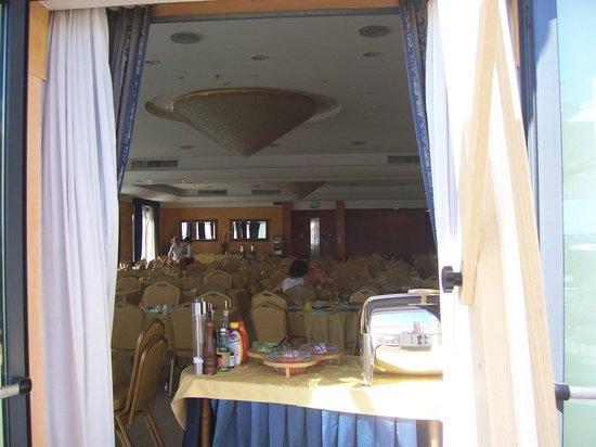 Hotel Agostini : Vue de la salle de restaurant