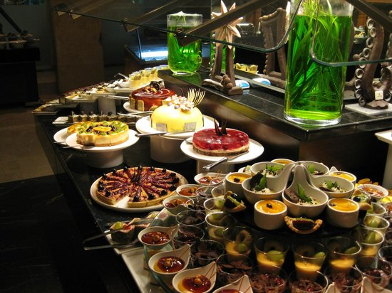 Voyage Belek Golf & Spa: buffet