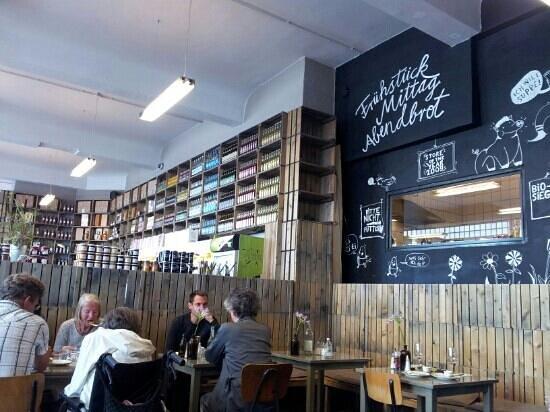 Cafe Mutter Hamburg