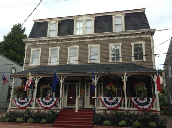 The Flag House Inn
