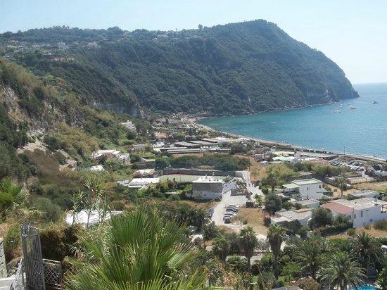Spiaggia di Citara : Baia di Citara - Forio ( Ischia )