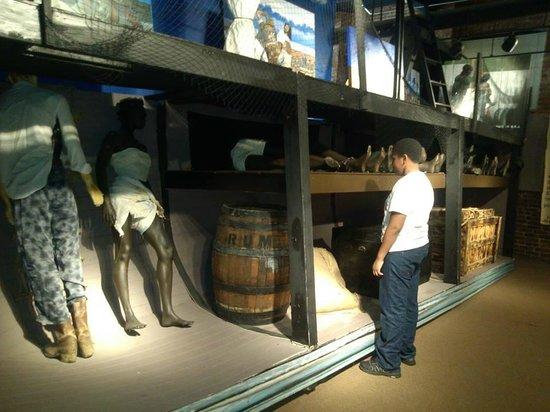 APEX Museum: APEX Slave Ship