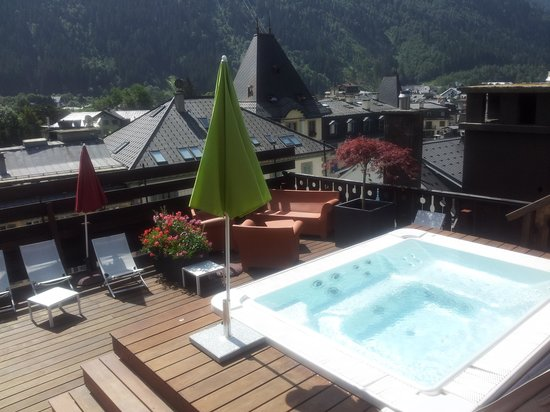 Park Hotel Suisse & Spa: spa