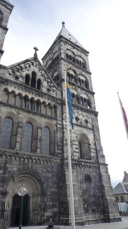 Cathédrale de Lund (Domkyrkan) : Stone churches are the best