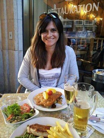 Jedermann's: Cotoletta ... Schnitzel