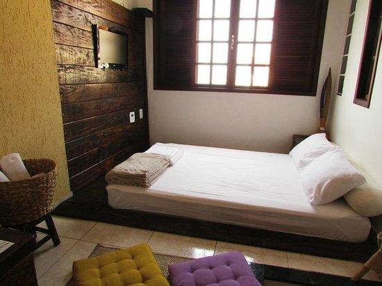Santo Mirante Hostel: Doppelzimmer