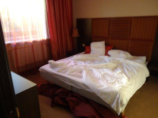 Segevold Hotel: Bedroom