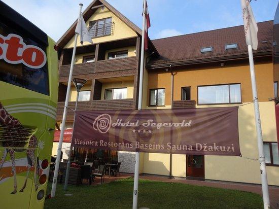Segevold Hotel: Hotel Segevold