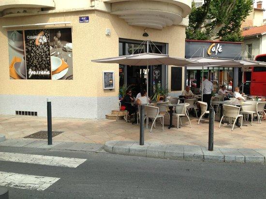 Catalogne Cafe : Catalogne café