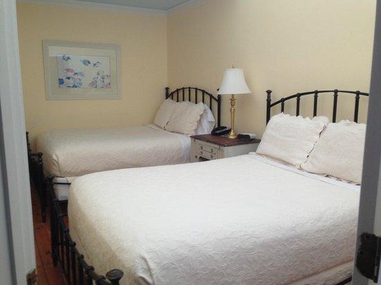 Hotel Tarrymore: 2 bed suite