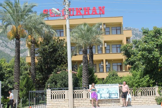 Beldibi, Turquie : Отель