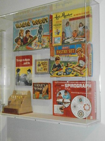 Museum of Norwich at the Bridewell: 60s games