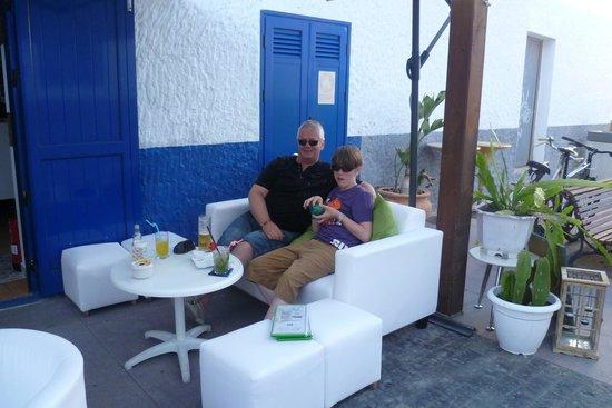 Kactus Café: Kactus Cafe, Corralejo
