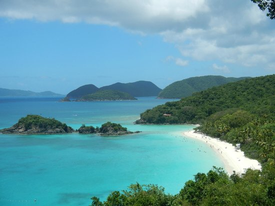 Grande Bay Resort: Trunk Bay