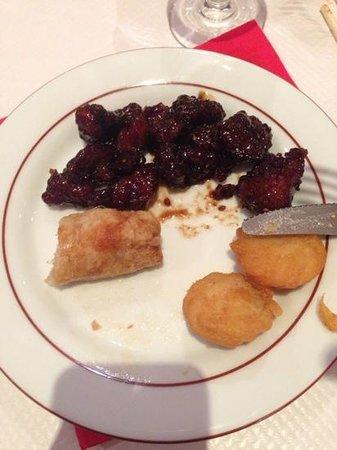 La Perle de Shanghai : un plat en libre service