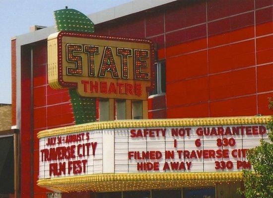 Traverse City, Michigan State Theatre