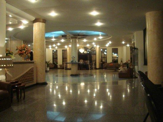 Hotel Guanabara: Hall