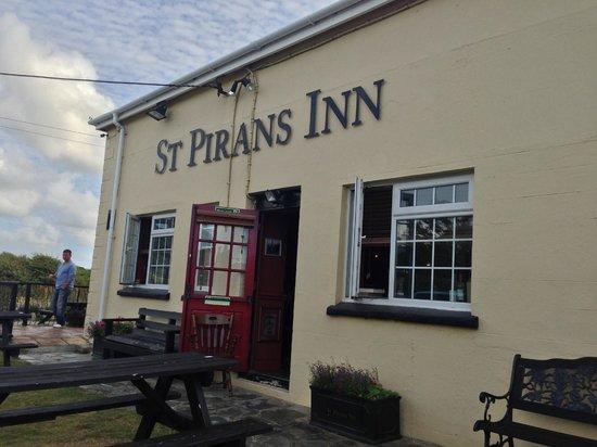 St Pirans Inn : fantastic place