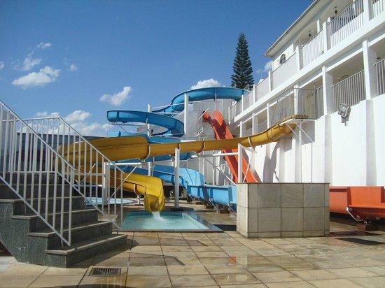 Hotel Guanabara: Piscina