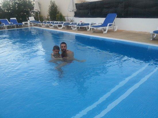 Hotel Sao Sebastiao De Boliqueime: piscina super tranquila