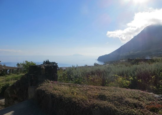 Hotel Signum : View from the terrace
