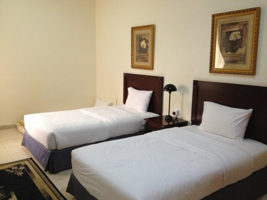 Asfar Resorts Al Ain: 2nd bedroom