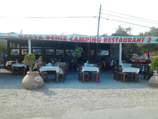 Derya Deniz Camping,Çanakkale Assos,Aristo