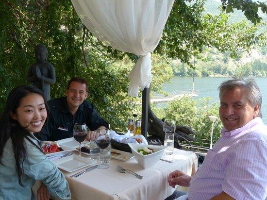 lebed restaurant, near sofia, bulgaria