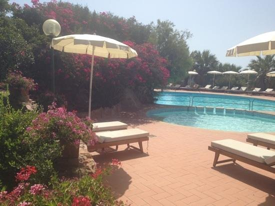 Hotel Le Ginestre: Schwimmbad