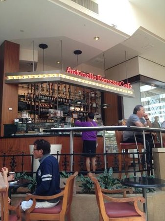 Read Reviews Of South Coast Plaza Antonello Espresso Bar