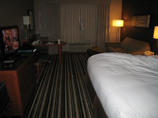 Doubletree by Hilton Hotel Akron - Fairlawn: Room